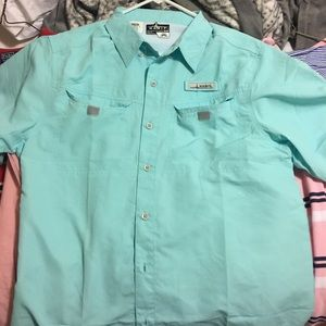 Columbia PFG short sleeve button up (BRAND NEW) md